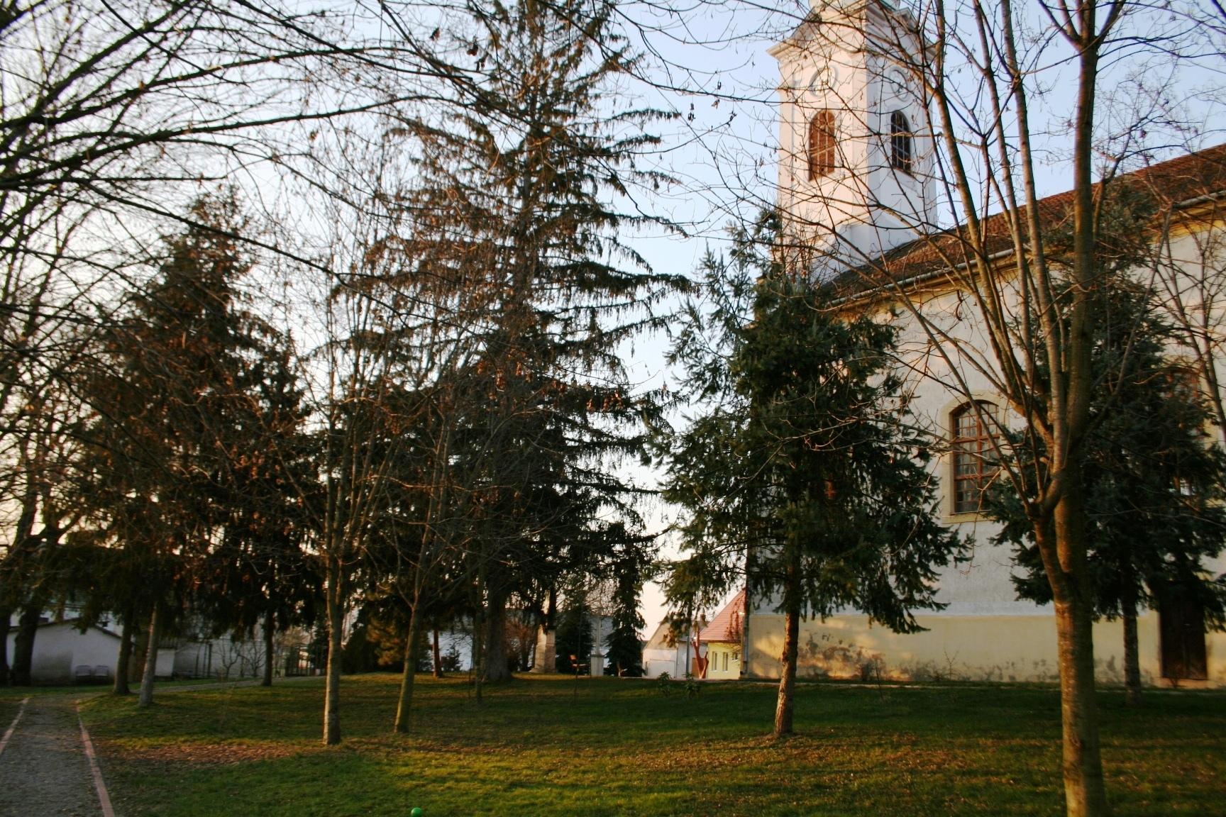 templomtér