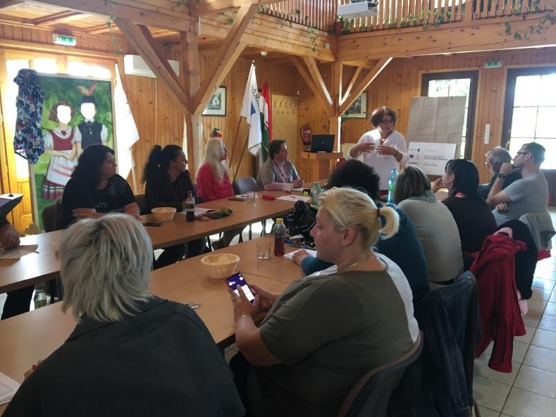 Közösségfejlesztő tréning