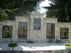 Hősi emlékmű Bikalon