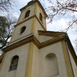 Kisvaszari római katolikus templom